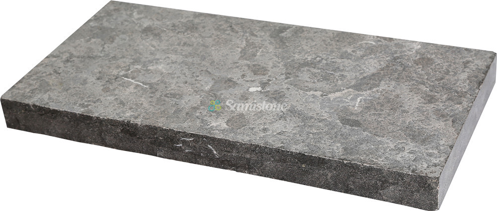 Samistone Blue Limestone 600*300*70mm Steps Stair Treads China Factory