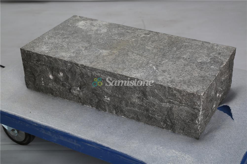 Samistone Blue Limestone 1200*300*150mm Steps Stair Treads Floor Tiles  China Factory