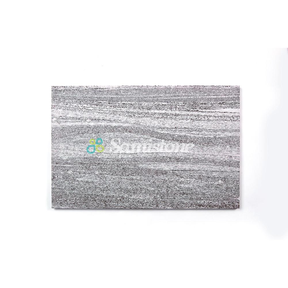 Samistone Nero Santiago Grey Outdoor Flooring Tile China