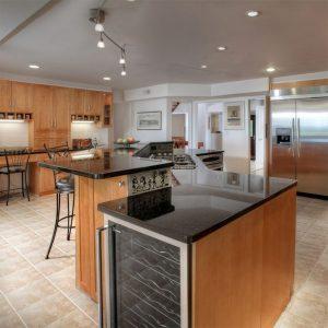 samistone-blue-limestone-slab-kitchen-countertop