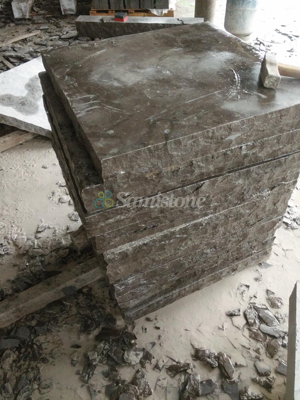 Samistone Blue Stone Acid Wash 600 600 70mm Cap Stone