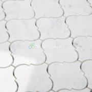 Samistone-Carrara-White-Marble-Arabesque-Mosaic