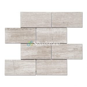 Samistone-Wood-Light-Grain-Marble-3x6-Brick-Mosaic