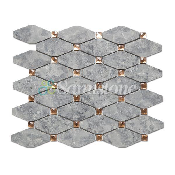 CTR-MM-LC15009-Babylon-Gray-Diamond-Mirror-Glass-Long-Octagon--(1)-