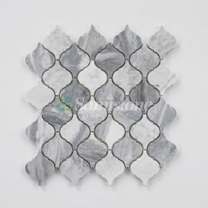 Carrara Grey Mosaic Series (13)