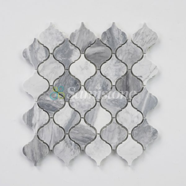 Carrara Grey Mosaic Series (13)