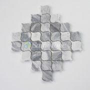 Carrara Grey Mosaic Series (14)