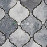 Carrara Grey Mosaic Series (16)