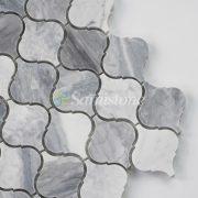 Carrara Grey Mosaic Series (18)