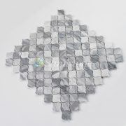 Carrara Grey Mosaic Series (20)