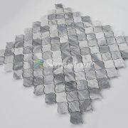 Carrara Grey Mosaic Series (21)