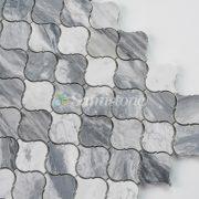 Carrara Grey Mosaic Series (24)