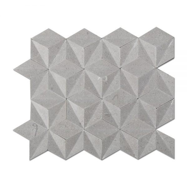 Samistone-Cinderella-3D-Effect-Diamond-Grey-Irregular